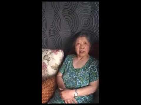 黄琦母亲蒲文清致绵阳市中级人民法院的公开信