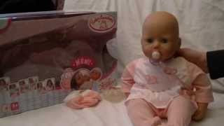 Süße Puppe Baby Annabell * Review * Zapf Creation * 2005