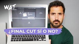 Final Cut vs Premiere: ¿Quién es el editor de la generación Youtube?