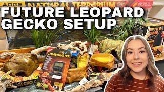Big Leopard Gecko Supply HAUL!