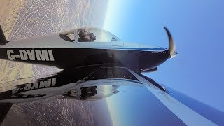 Aerobatics in the Van's RV-7
