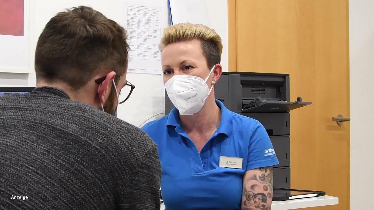 Augenlasern Erfahrungsbericht - Nico lässt sich die Augen lasern, ein Leben ohne Brille