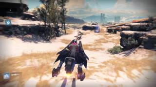 Destiny - Prove Yourself Through Energy Bursts [Red Bull Quest]