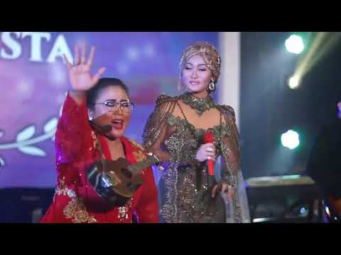 Anoman Obong - Inul Daratista & Endah Laras With Smiling Face Band