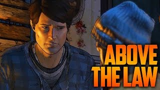 "The Walking Dead: A New Frontier - Episode 3 ""Above the Law"" Complete Gameplay Walkthrough"