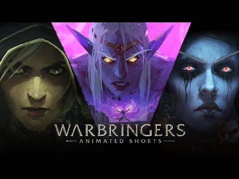 Warbringers Animated Shorts Are Coming Ahead of Battle for Azeroth