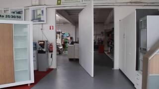 Cerniere per porte a vento FRITSJURGENS_video all'applicazione