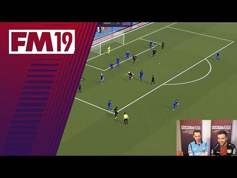 Football Manager 2019 - First look Gameplay Livestream | Part One #FM19
