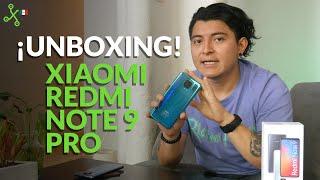 Redmi Note 9 Pro, unboxing y primeras impresiones: tener más RAM y más megapixeles tiene su precio