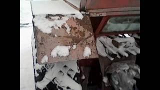 Востановление трактора т 25