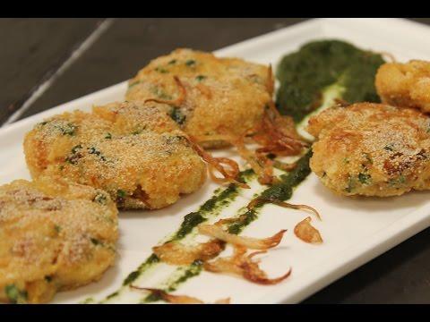 Prawn Cutlets | Parsi Bhonu with Chef Kayzad | Sanjeev Kapoor Khazana