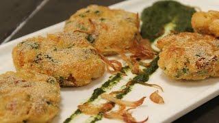 Prawn Cutlets   Parsi Bhonu with Chef Kayzad   Sanjeev Kapoor Khazana