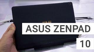 ASUS ZenPad 10 Z301ML überzeugt im Kurztest   Deutsch