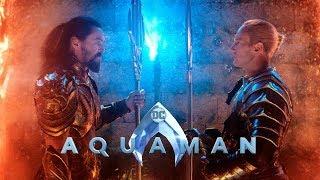 AQUAMAN   King of Atlantis - Soundtrack Legend of Atlan (Epic Main theme)