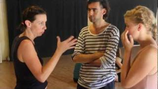 preview picture of video 'Actors Space International Workshops (Barcelona)'