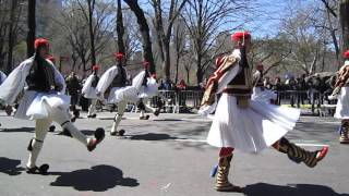 March Of The Evzones 2016 Greek Independence Day Parade
