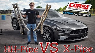 download real world comparison corsa performance double h pipe vs double helix x pipe in hd mp4 3gp codedfilm