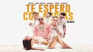 "Pacho El Antifeka Ft. Baby Rasta y Gringo, Juhn Y Juanka  | ""Te Espero Con Ansias (Remix)"""
