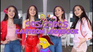 90s/Early 2000s Cartoons LookBook