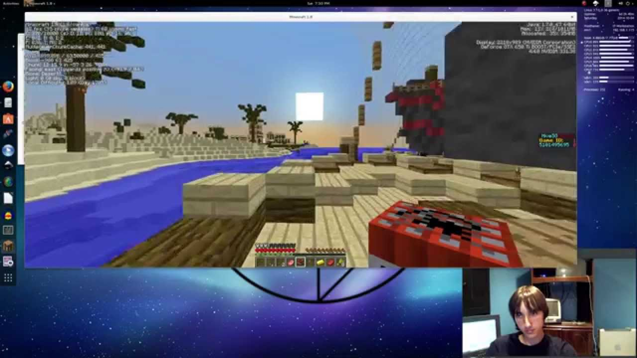 [Live] Minecraft Survival Games