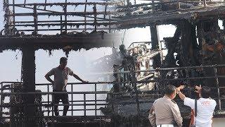 Tiga Kapal Terbakar di Pelabuhan Benoa, Pemilik Bantah Sumber Api dari Mesin
