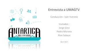 Fm Antartica La Entrevista