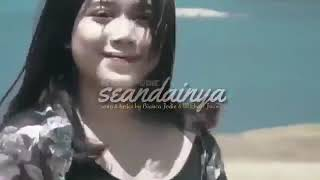 Brisia Jodie   Seandainya (Official Lirik Video)
