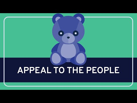 Fallacies Appeal To The People Video Khan Academy
