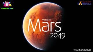 Mars 2049 - strategická desková hra