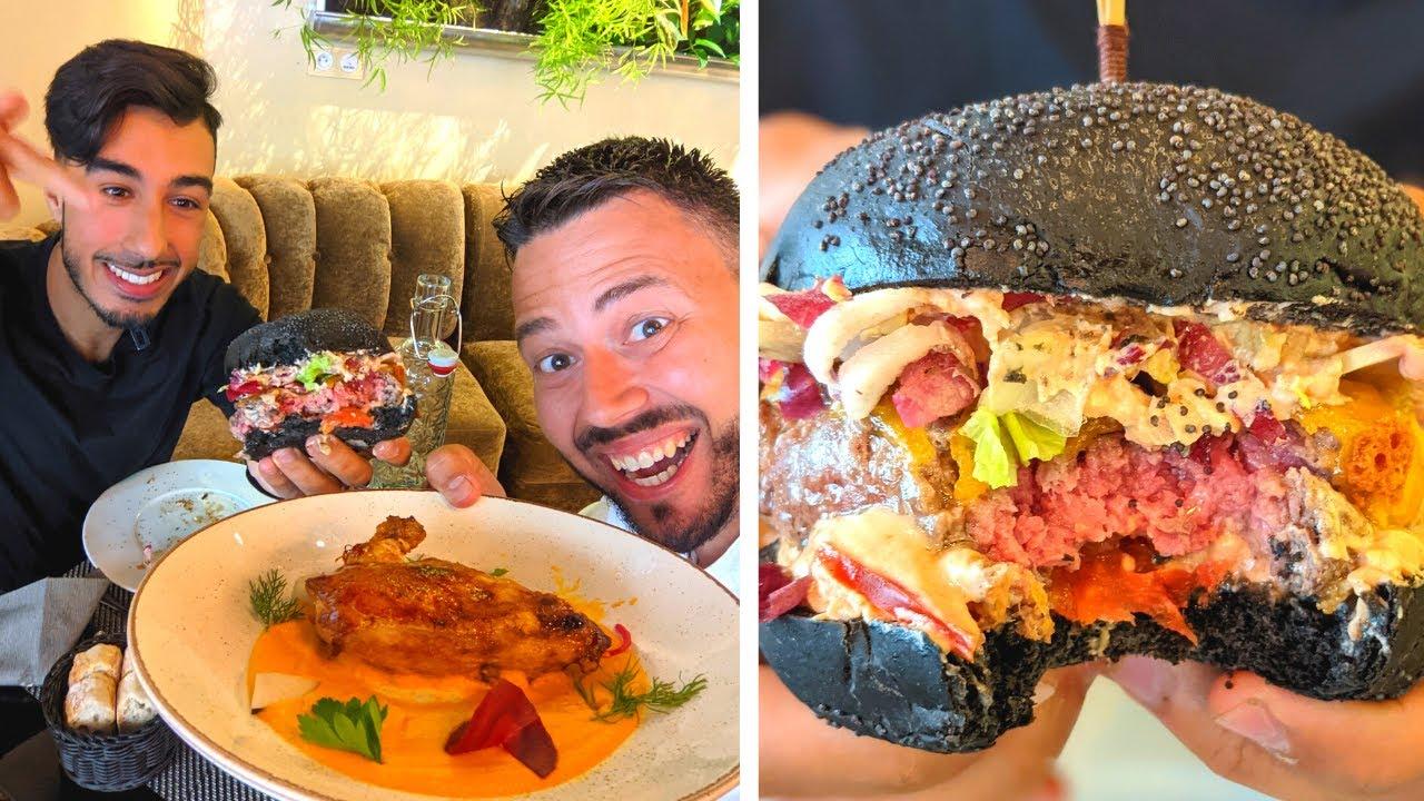 RÉSOLUTIONS FOOD de RENTRÉE : Mon COACH mange + que moi!  - VLOG 1195