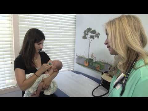 Video Treating Croup in Babies