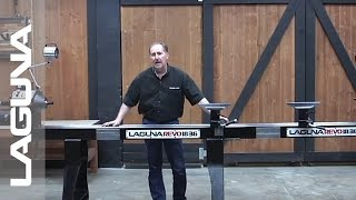 REVO 1836 Lathe Setup - Dual Leg And Bed Assembly - Part 11