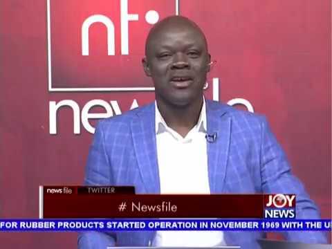 Introduction of Panelists – Newsfile on JoyNews (19-10-19)