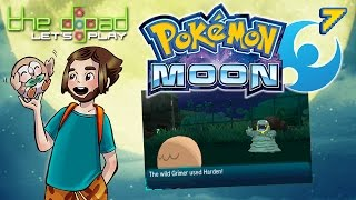 """Five Inch Voices""   PART 7   Pokémon Moon [Nuzlocke]"
