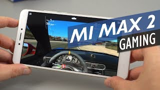 Xiaomi Mi Max 2 Gaming Review - How Well Does It Game?