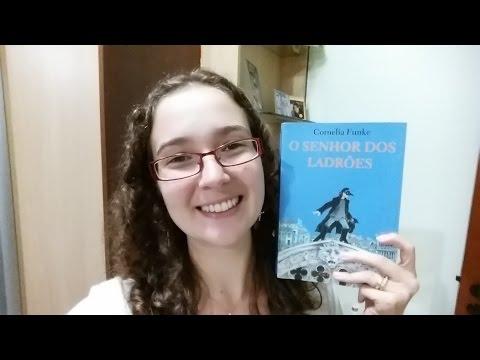 O senhor dos ladrões - Cornelia Funke: COMENTÁRIO