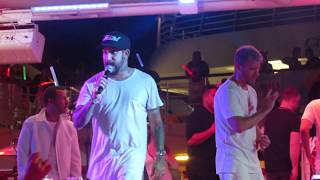 BSB Cruise 2018 - Millennium Night - Shape Of My Heart