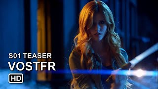 Shadowhunters Teaser Trailer (Vostfr)