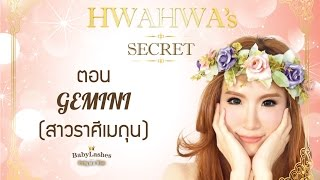 HWAHWA's secret: Gemini