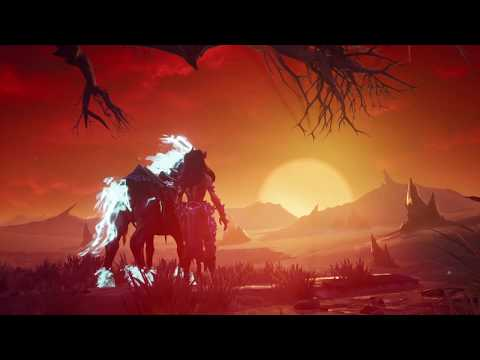 Darksiders III - Horse With no Name Trailer thumbnail