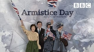 What would you do when faced with your enemy? - Armistice Day - BBC