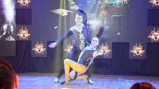 Mauro Tomatis & Marzena May ● Show ● To Dance Latin Festival 2019