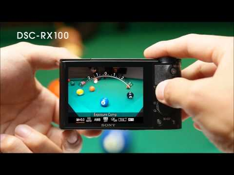 Sony-Cyber-shot DSC RX100 Commercial The Power of Imaging- Buy it Today