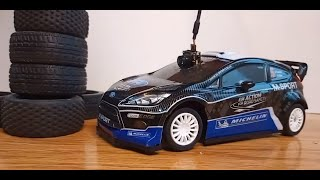 FPV Rally Car