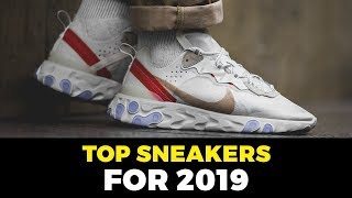BEST SNEAKERS FOR MEN 2019   Top Mens Sneaker Trends    Alex Costa