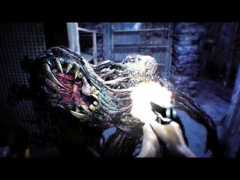 Resident Evil 7 В виртуальной реальности (PSVR)