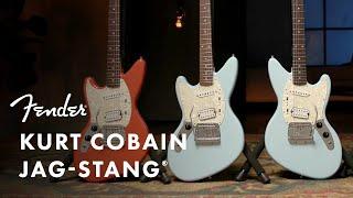 Fender Kurt Cobain Jag-Stang - FR Video