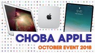 Презентация Apple - новые iMac, iPad, Macbook, iOS и куча аксессуаров