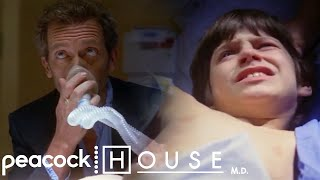 Eating The Red Berries | House M.D.