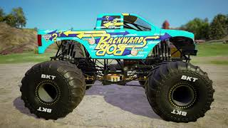 VideoImage2 Monster Jam Steel Titans 2